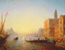 Вечерняя Венеция -  Зим, Феликс