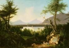 Озеро Уиннипесоки - Коул, Томас