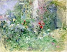 Сад в Буживале - Моризо, Берта