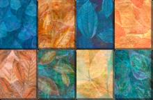 Листья текстуры