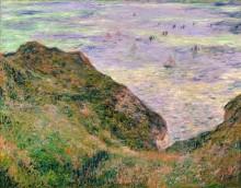 Отлив в Варенжевилле, 1882 - Моне, Клод