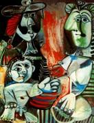 Семья, 1970 - Пикассо, Пабло