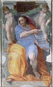 Пророк Исайя. Сант-Агостино (Церковь святого Августина), Рим - Рафаэль, Санти