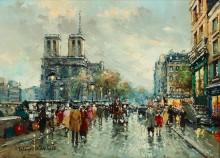 Собор Парижской Богоматери - Бланшар, Антуан