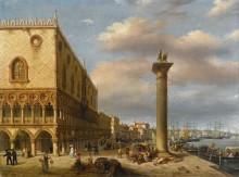 Площадь Сан-Марко в Венеции - Канелла, Карло