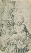 Мадонна и дитя - Дюрер, Альбрехт