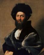 Портрет Бальдассаре Кастильоне - Рафаэль, Санти