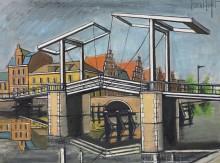 Подъемный мост в Харлеме - Бюффе, Бернар
