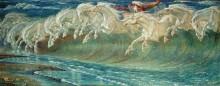 Боевые кони Нептуна -  Крейн, Уолтер