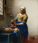 Молочница - Вермеер, Ян