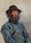 Портрет Поли - Моне, Клод