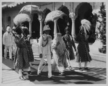 Принц Уэльский и Бегум Бхопал