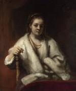 Портрет Хендрики Стоффелс - Рембрандт, Харменс ван Рейн