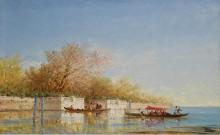 Французский сад -  Зим, Феликс