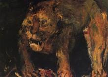Тигр (Тигролев) - Кокошка, Оскар