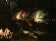 Содом и Гоморра - Брейгель, Ян (Старший)