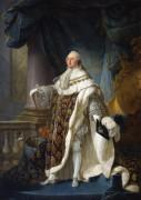 Людовик XVI, король Франции и Наварры - Калле, Антуан-Франсуа