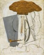 Ученик с трубкой - Пикассо, Пабло