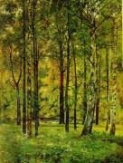 Лес, 1880-е - Шишкин, Иван Иванович
