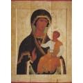 Б.М. Одигитрия (1502-1503) - Дионисий