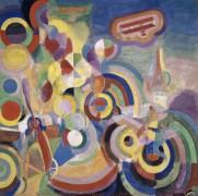 В честь Блерио, 1914 - Делоне, Роберт