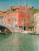 Мост Каннареджо, Венеция - Саутолл, Джозеф Эдвард