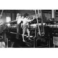 Мальчики на хлопчатобумажной фабрике - Викс, Льюис Хайн
