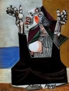Просящая, 1937 - Пикассо, Пабло