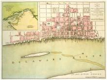 Города Филадельфии и Пенсильвании