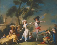 Болеро, 1785 - Камарон, Жозе