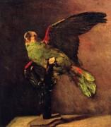 Зеленый попугай (The Green Parrot), 1886 - Гог, Винсент ван
