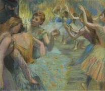 Балет, 1885 - Дега, Эдгар