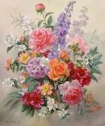 Букет летних цветов - Вильямс, Альберт