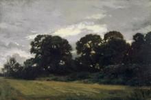 Пейзаж на опушке леса - Руссо, Теодор