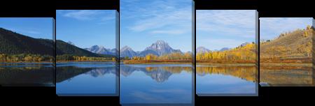 Горы и озеро_2 копія