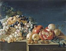 Натюрморт,1781 - Феррер, Хосе