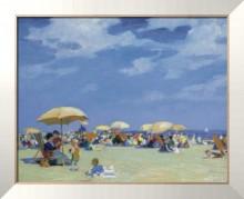 Пляж в Фар Роквей - Потхаст, Эдуард Генри