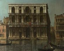 Венеция - Палаццо Гримани - Каналетто (Джованни Антонио Каналь)