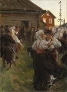Танец в Иванову ночь - Цорн, Андерс
