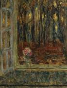 Окно в осень, 1916 - Сиданэ, Анри Эжен Огюстен Ле