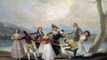 Игра в жмурки - Гойя, Франсиско Хосе де