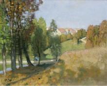 Осень - Монтезен, Пьер-Эжен