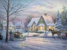 Воспоминание о Рождестве - Кинкейд, Томас