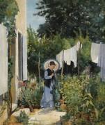 Montlery-sur-Loing, 1876 - Лоу, Уилл Хикок