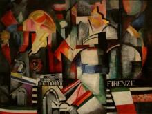 Флоренция, 1914-1915 - Экстер, Александра Александровна