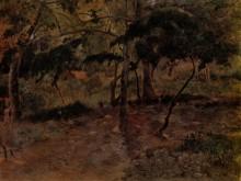 Пруд, 1887 - Гоген, Поль