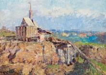 Ричмонд, каменная дробилка, 1910 - Мак-Каббин, Фредерик