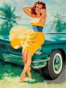 Девушка в желтом платье - Медкальф, Уильям