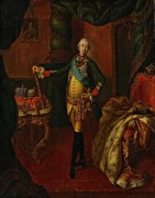 Портрет Петра III - Антропов, Алексей Петрович
