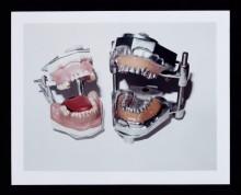 Искусственные зубы, протезы - Уорхол, Энди